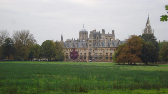 Christ Church Meadow, Oxford