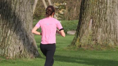 Women runners facing harassment