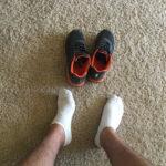 Stinky feet