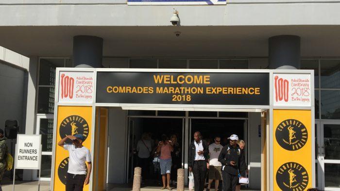 Comrades expo