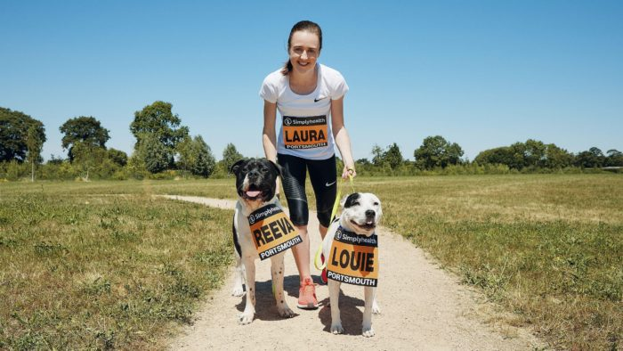 Laura Muir Canine Run
