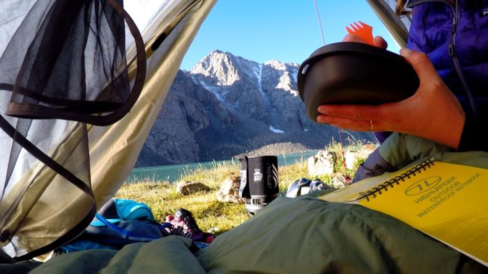 Jenny Tough tent