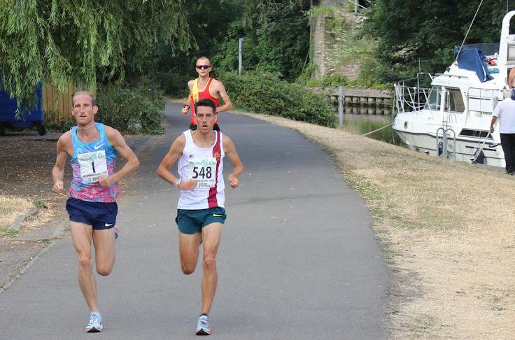 Scott Overall Elmbridge 10k