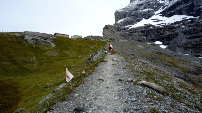 Jungfrau Marathon Kai Engelhardt