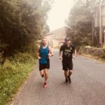 Ben Dave Running Yorkshire