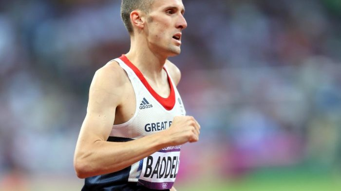 Andy Baddeley Red Bull