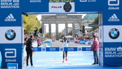 Kipchoge world record photorun.net