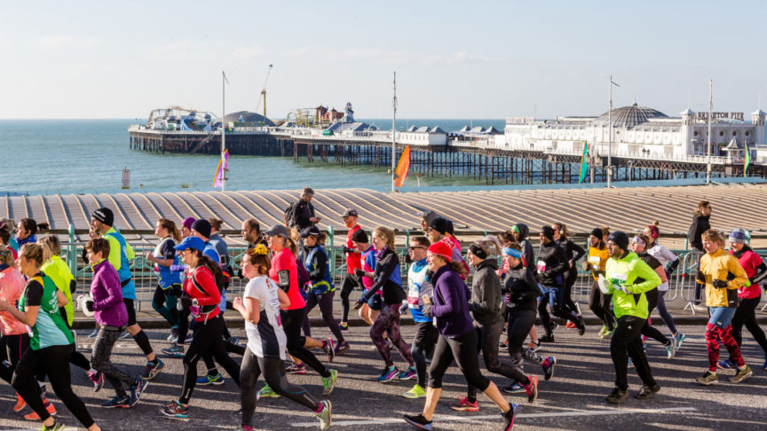 Grand Brighton Half Marathon