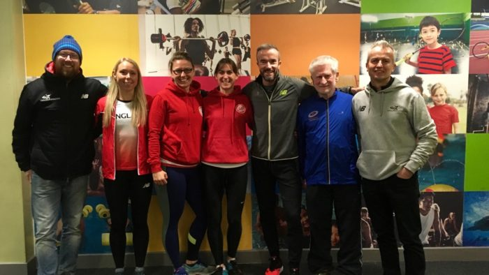 Queens Park EA Club Run Programme