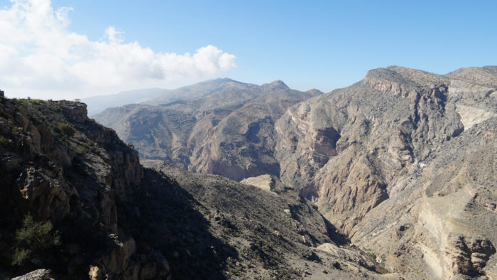 Canyons Oman by UTMB