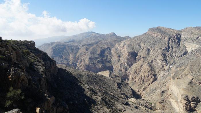 Canyons Oman by UTMB