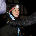 Jasmin Paris Spine Race