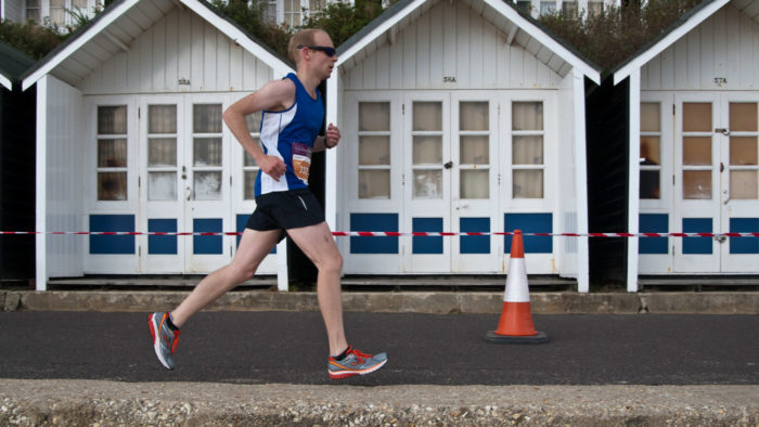 Bournemouth Marathon Training