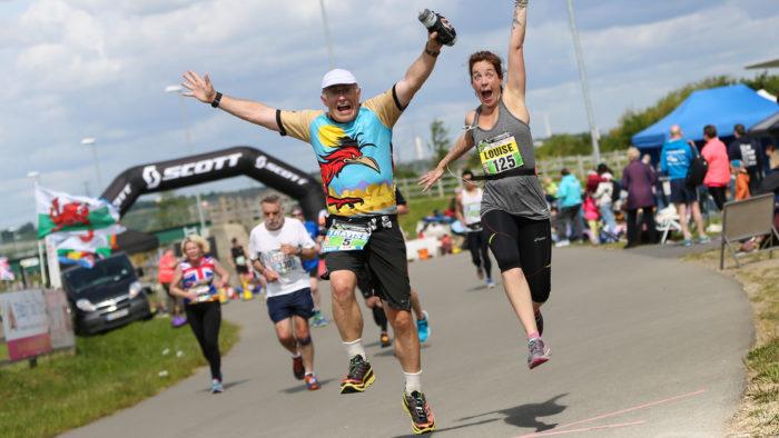 Traviss Willcox first marathon