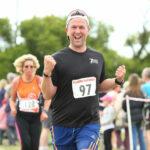Mike Clyne First Marathon