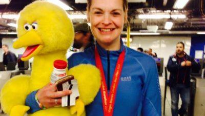 Sharon Grinsted My First Marathon