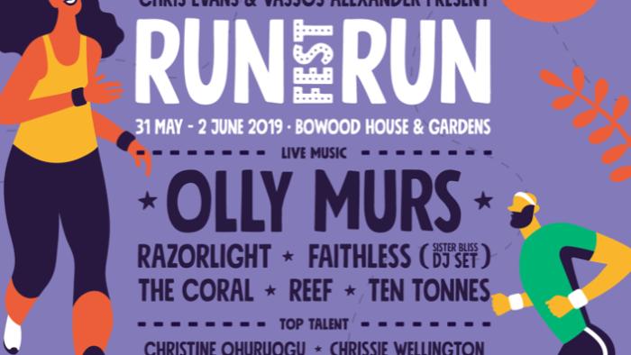 RunFestRun poster