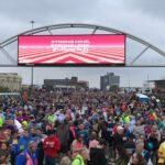 Manchester Marathon start