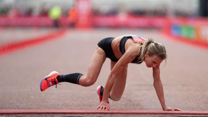 Hayley Carruthers London Marathon 2019