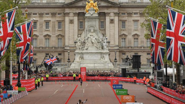 Eliud Kipchoge London Marathon 2019