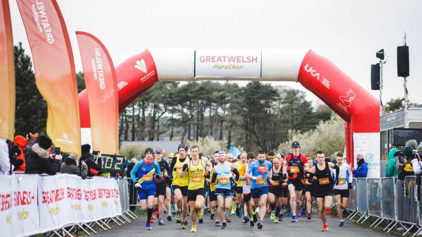 Great Welsh Marathon