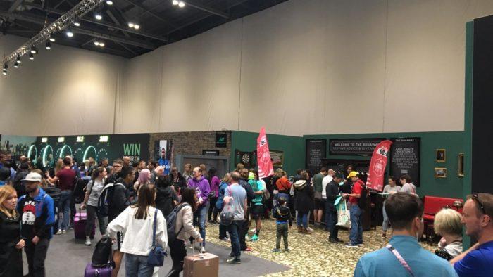 London Marathon expo 2019