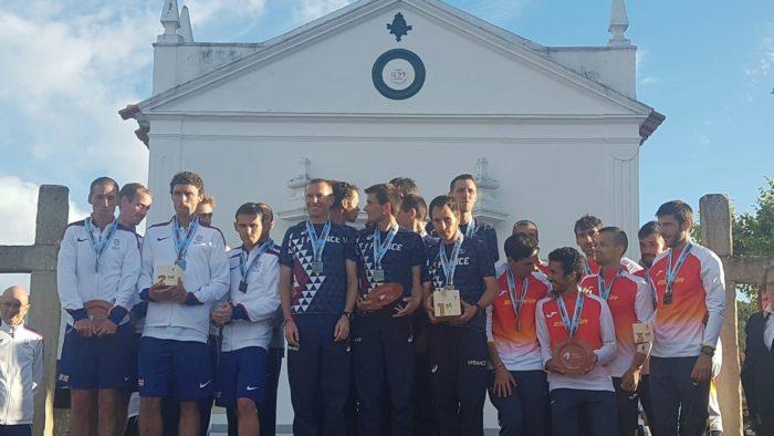 GB silver Trail World Championships