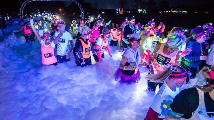 Run or Dye glow