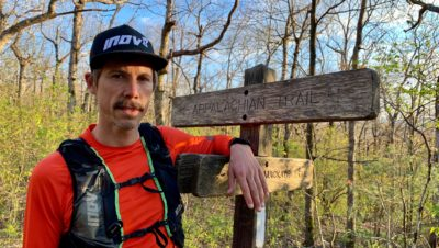 Kristian Morgan Appalachian Trail