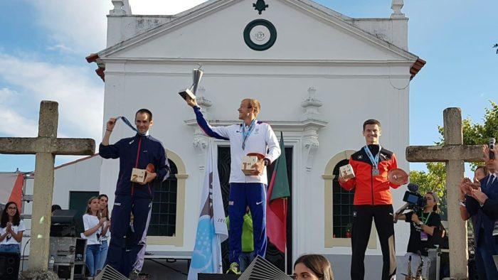 Jon Albon Trail World Championships