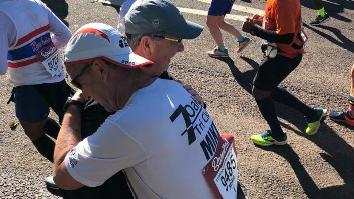 Mike Clyne Comrades 2019