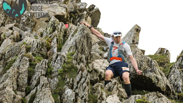 Pinnacle Ridge Extreme skyrunning