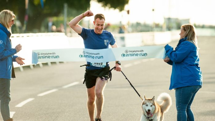 Simplyhealth Canine Run