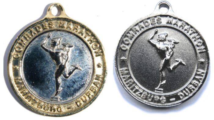 Comrades medals