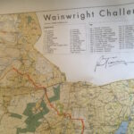 Wainwrights map Tierney