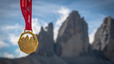 Drei Zinnen Alpine Run copyright Marco Gulberti/Corsa in Montagna