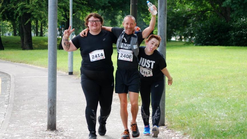 Running Charity Manchester Half