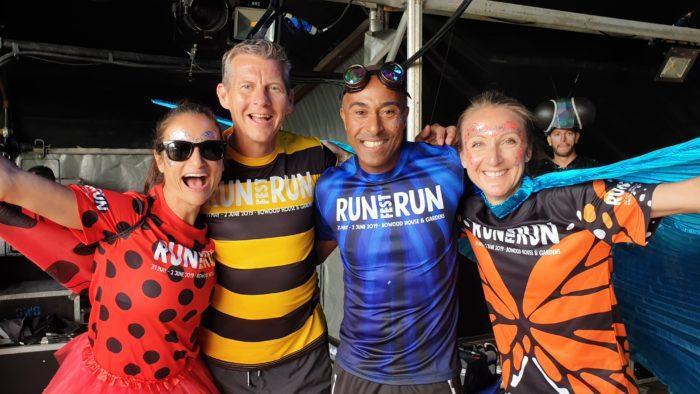 RunFestRun team captains and ambassadors