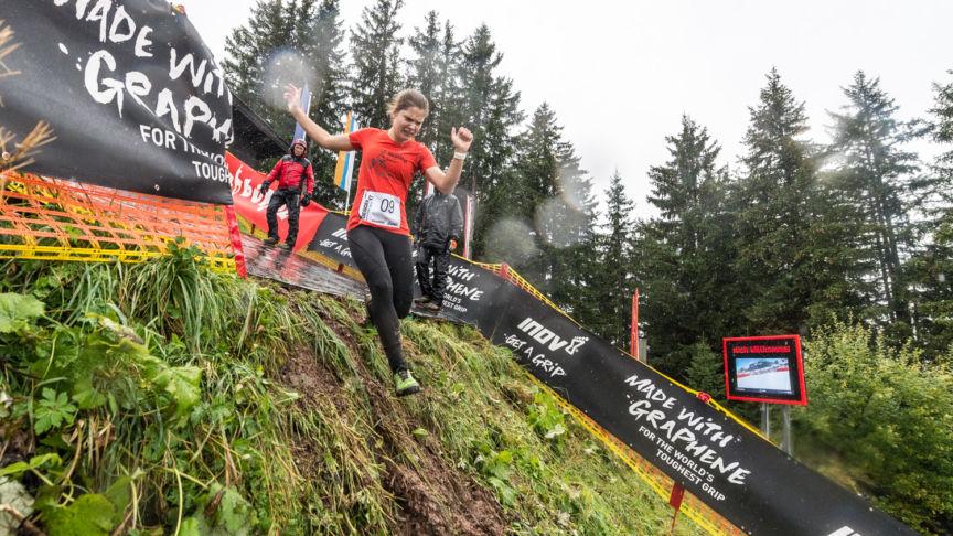 Carina Polzer inov-8 descent race