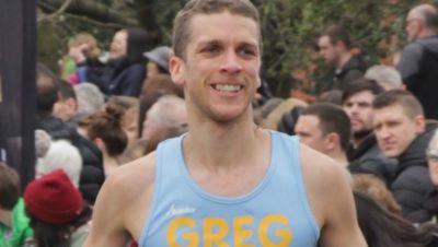 Greg Kelly Manchester Half