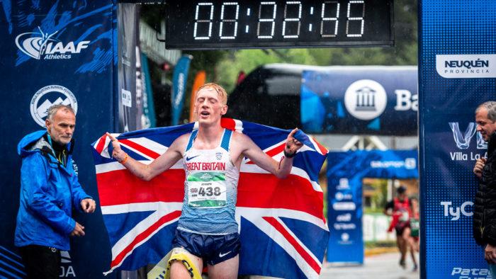 Joe Dugdale World Champion