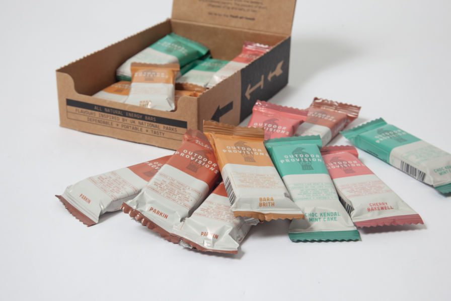 Outdoors Provisions bars