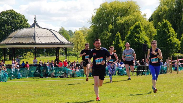 Godalming Run Brings Olympic Magic to Town