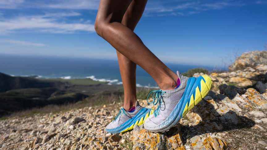 HOKA ONE ONE re-defines ultra-size and