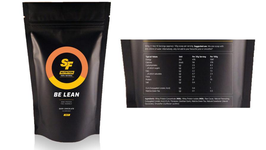 SF Nutrition Lean Whey Protein