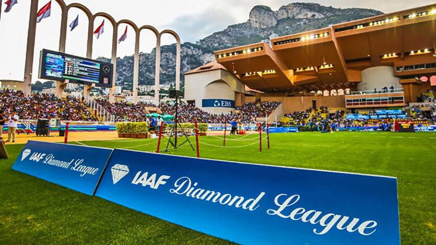 IAAF Diamond League Athletics