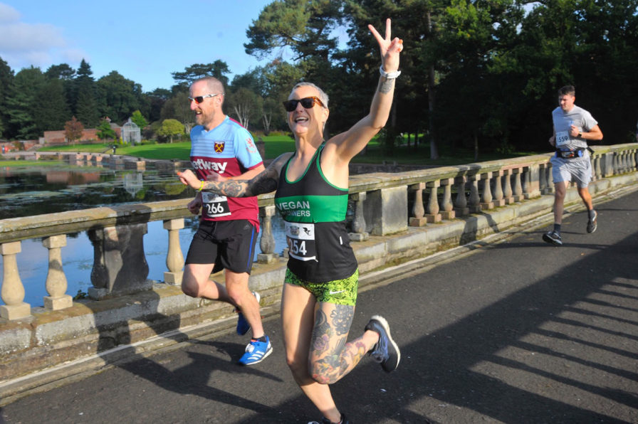 RunThrough Events hosted the Cheshire Half Marathon