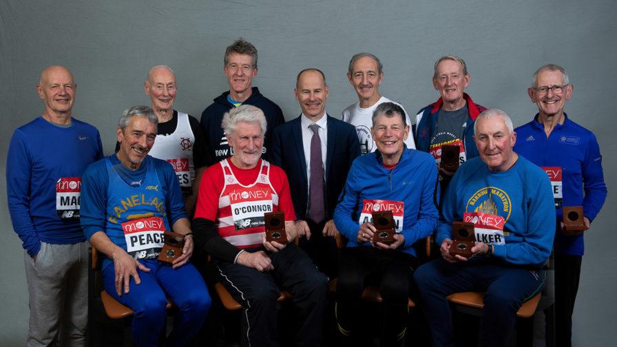 Ever Presents London Marathon