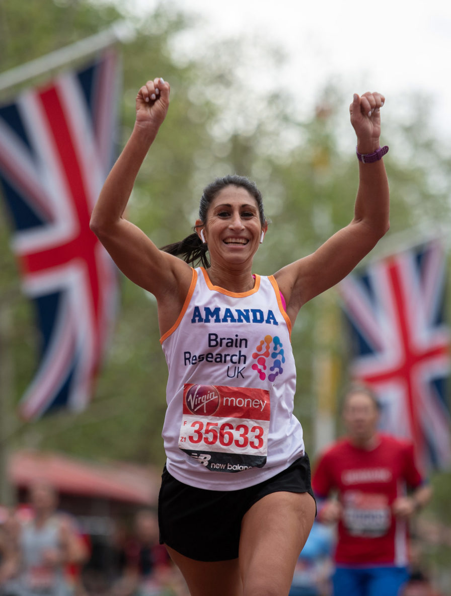 Thomas Lovelock for Virgin Money London Marathon