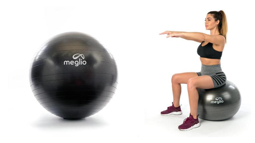Anti-Burst Home Exercise Gym Ball